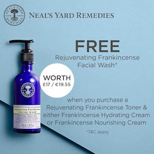 Free Facial Wash Offer